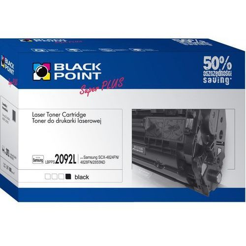 Toner Black Point LBPPS2092L | Black | 6000 str. | Samsung MLT-D2092L (5907625614054)