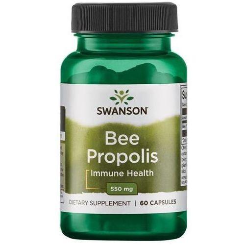 Kapsułki Swanson Kit Pszczeli (Bee Propolis) 550 mg 60 kapsułek