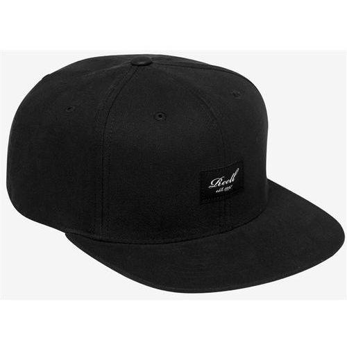 czapka z daszkiem REELL - Pitchout 6-Panel All Black (ALL BLACK) rozmiar: OS