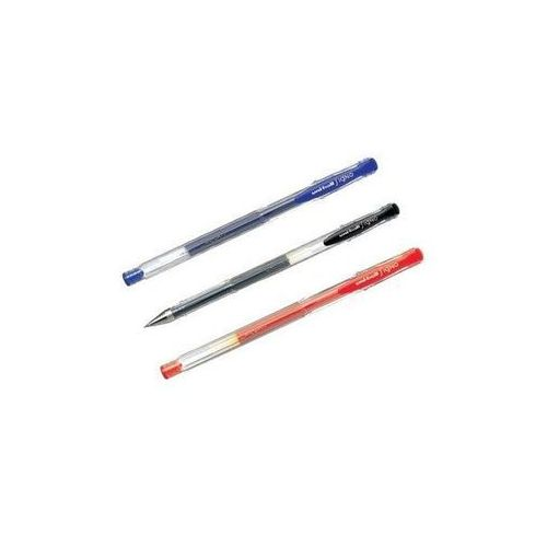 Długopis żelowy UNI UM-100, NB-2730