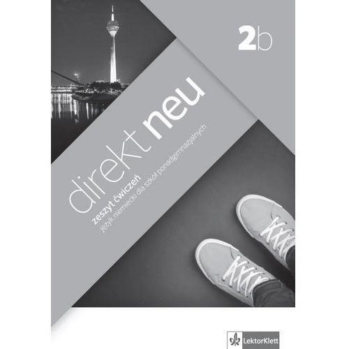 Direkt NEU 2B WB (wieloletni) +CD 2016 LEKTORKLETT (64 str.)