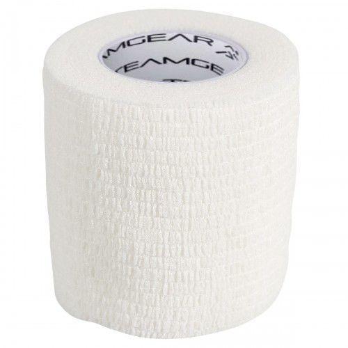 Select Taśma do getr szeroka biała 5cm x 4,5m (5703543133253)