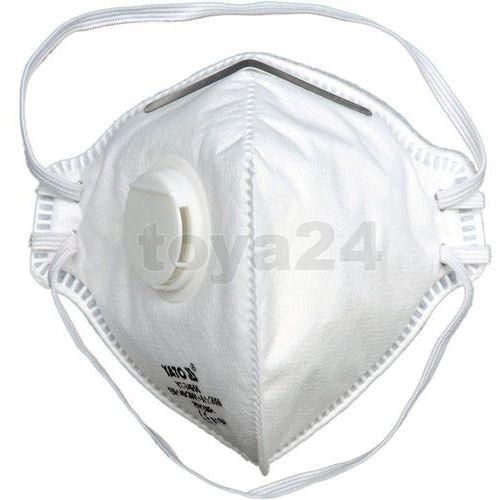 Yato Półmaska filtrująca ffp2 zaworek składana 500szt, kup u jednego z partnerów