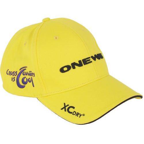 czapka z daszkiem ccis cool yell cap yellow uni marki One way