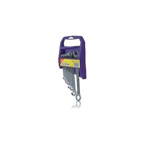 Zestaw kluczy Erba 8 sztuk 8-19 mm (ER-06093)