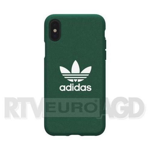 Adidas Moulded Case iPhone X/Xs (zielony), CJ6194