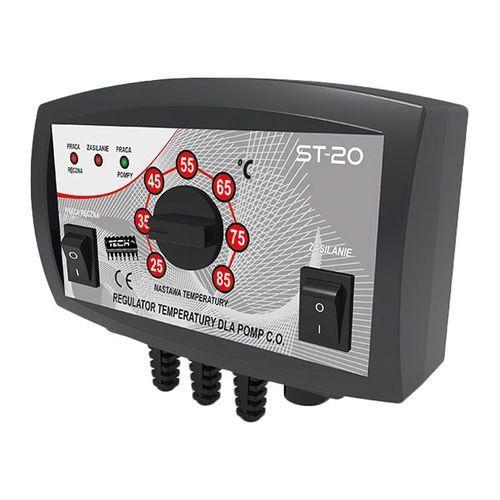 Sterownik do pomp Termo-Tech ST-20, W_20.01.PL01.1