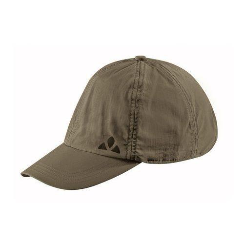 Vaude supplex nakrycie głowy brązowy 2018 czapki z daszkiem (4021574107724)
