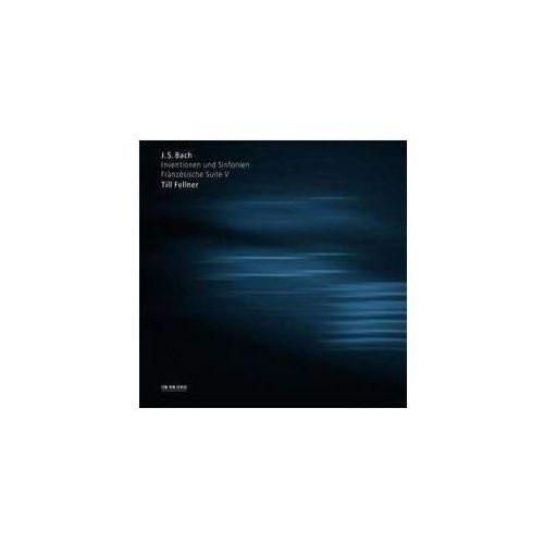 Bach, J.S.: Inventionen & Sinfonien [P] - Till Fellner, Johann Sebastian Bach (Płyta CD)