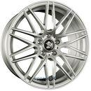 Ultra Wheels UA1-RACE Silver Painted Einteilig 8.50 x 19 ET 30