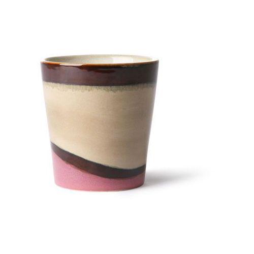 Hk living kubek ceramiczny 70's: dunes ace6862 (8718921031769)