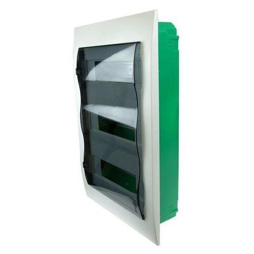 Obudowa easy9 p/t 3x12 drzwi transparentne ez9e312s2f schneider marki Schneider electric