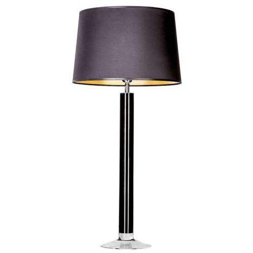 Salonowa LAMPKA stojąca FJORD BLACK L207265227 4Concepts stołowa LAMPA abażurowa czarna (1000000443585)