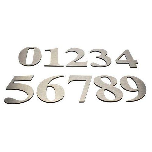 Numer Numery Cyfry Cyferki na Drzwi z aluminium