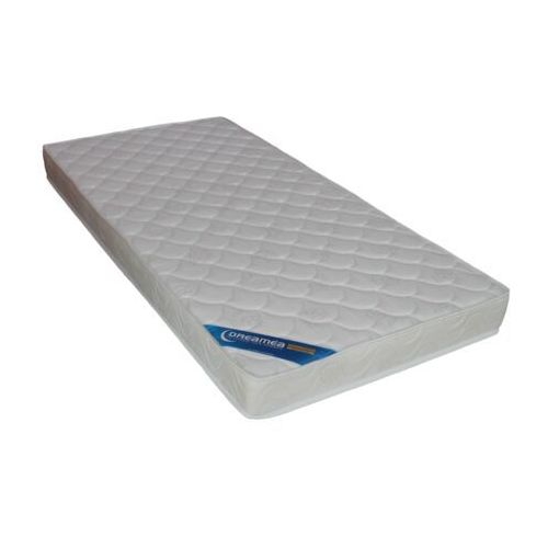 Materac piankowy ZEUS marki DREAMEA - 15 cm grubości - 90 × 190 cm