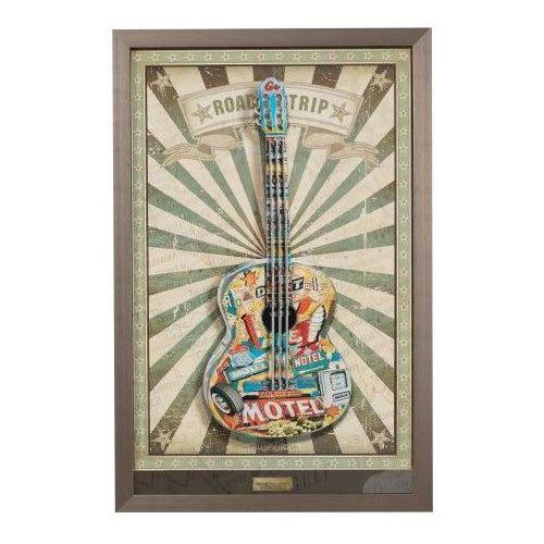 Dekoria obraz guitar ii 68,5x104,5, 68,5 × 104,5