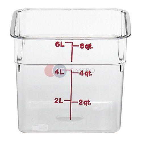 Pojemnik z miarką z poliwęglanu 5,7 l 6SFSCW/135, kup u jednego z partnerów