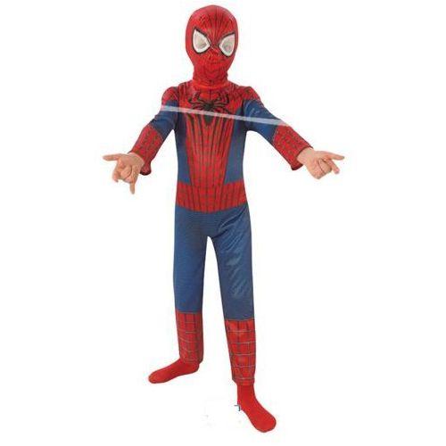 Spiderman - przebranie karnawałowe dla chłopca - rozmiar L ()