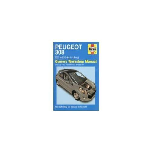 Peugeot 308 Service and Repair Manual (9780857335616)