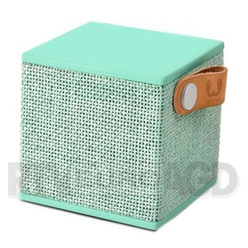 Fresh n rebel Głośnik bluetooth  rockbox cube fabrick edition peppermint (8718734652663)