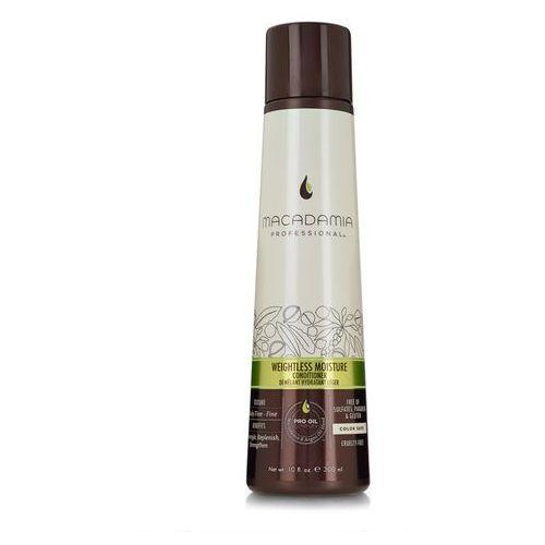 Macadamia Weightless Moisture - nawilżająca odżywka do włosów cienkich 300ml