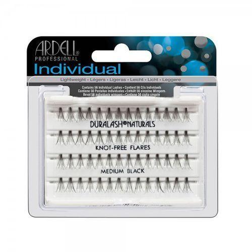 Ardell individual, kępki rzęs medium black 56 szt/op (240458)