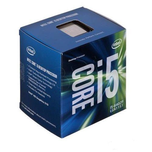 Intel  core i5-6402p 2,8ghz box lga1151 bx80662i56402p darmowa dostawa do 400 salonów !! (5032037084116)