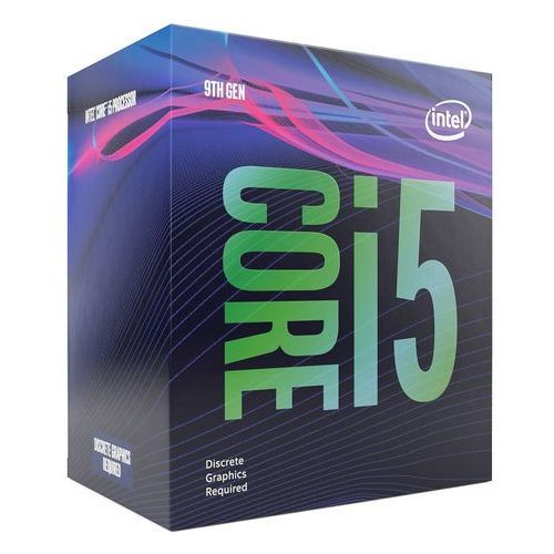 Intel Procesor Core i5-9500F BOX 3.00GHz LGA1151, 1_692478