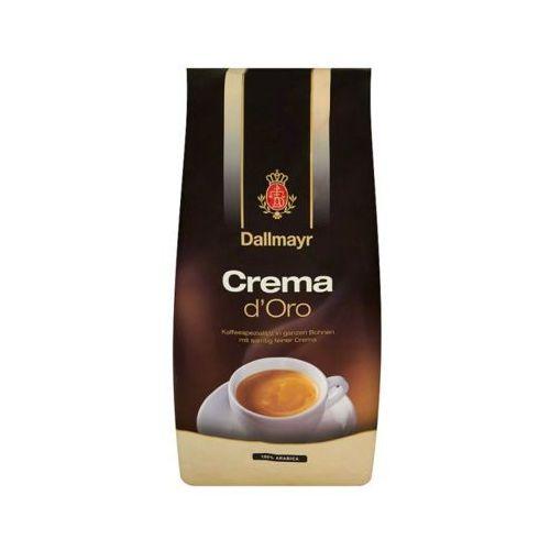 1kg crema d'oro kawa ziarnista import marki Dallmayr