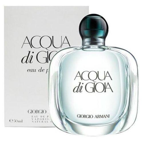 acqua di gioia, woda perfumowana - tester, 50ml marki Giorgio armani