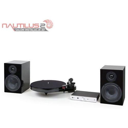 Zestaw  supersense - speaker box 5, maia, rpm 1 carbon - dostawa 0zł! - raty 20x0% w bgż bnp paribas lub rabat! od producenta Pro-ject