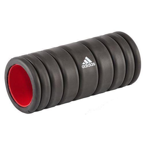 rolka foam roller mięśni, czarno-czerwony, adac-11501 marki Adidas
