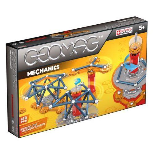 Geomag Mechanics 146 elementów 722 - BEZPŁATNY ODBIÓR: WROCŁAW!