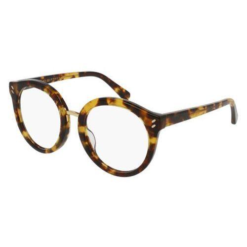 Okulary korekcyjne sc0072oa asian fit 002 marki Stella mccartney