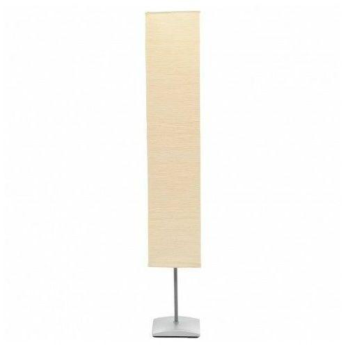 Lumes Beżowa lampa podłogowa z papieru ryżowego - ex146-rebeca