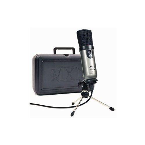 Mxl  studio 1 usb mikrofon pojemnościowy usb