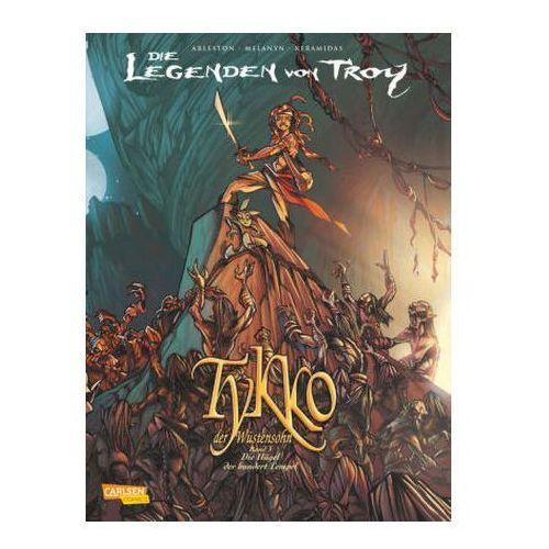 Die Legenden von Troy - Tykko der Wüstensohn. Bd.3