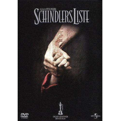 Universal studio Lista schindlera [dvd] (5050582207804)