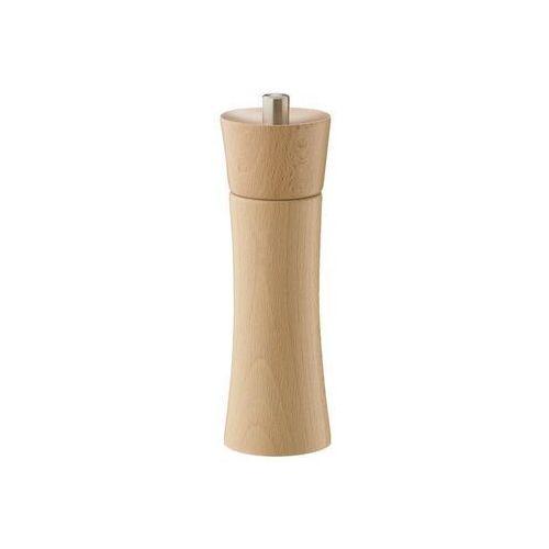 Zassenhaus - frankfurt - młynek do soli, 18,00 cm, jasne drewno