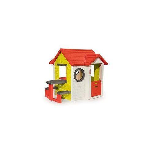 Domek ogrodowy My House + stolik