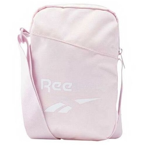 Torebka Reebok Training Essentials City Bag różowa FL5125 (4051043903656)