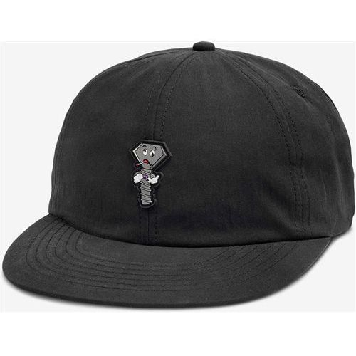czapka z daszkiem DIAMOND - Screwed Up Unstructu Clipback Black (BLK) rozmiar: OS
