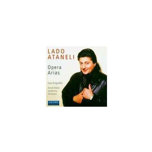 Oehms classics Opera arias - lado ataneli: ruggiero leoncavallo (i pagliacci) (4260034865174)