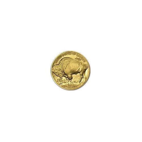 1 uncja Amerykański Bizon - Złota Moneta Rocznik 2017 - Dostawa Natychmiastowa