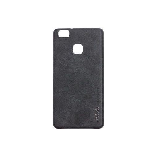 Huawei p9 lite - etui na telefon vintage - black marki X-level