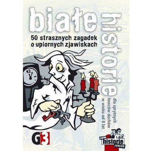 G3 Białe historie - szybka wysyłka (od 49 zł gratis!) / odbiór: łomianki k. warszawy (5902020445111)