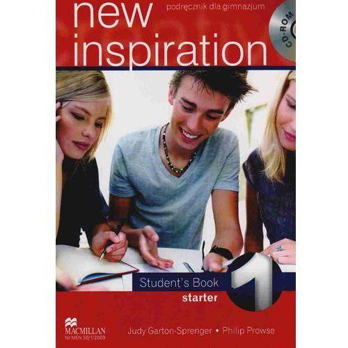 New Inspiration 1 Starter Student`s Book (+CD) (2009)