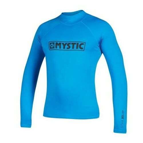Lycra Mystic Star Rashvest Junior L/S Blue 2020, 1882_20150418183614