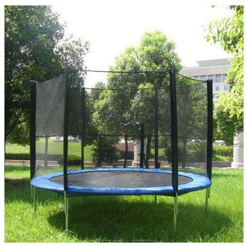 Siatka ochronna do trampoliny o śr. 457, 460 cm, 15Ft, wysoka 183cm.