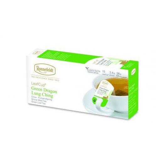 Ronnefeldt Herbata zielona green dragon w saszetkach